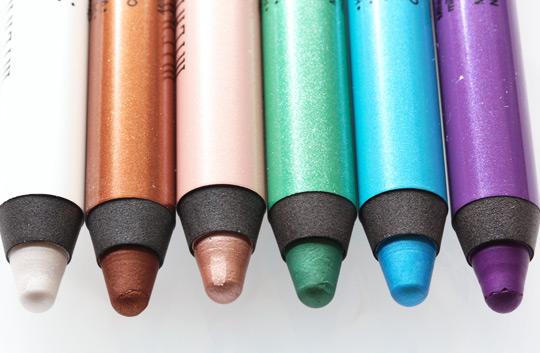 New Milani Powder Eyeshadows, Long-Wear Eyeshadow Pencils