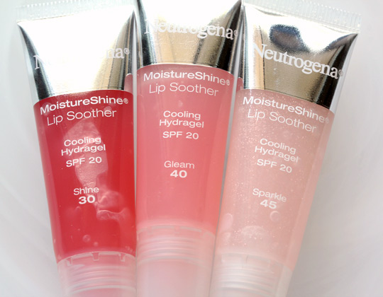 neutrogena mositureshine lip soother