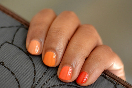 Tango With Tangerine Simple Ways To Wear Pantone S Color Of The Year Makeup And Beauty Blog