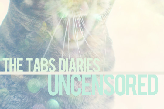 The Tabs Diaries Uncensored