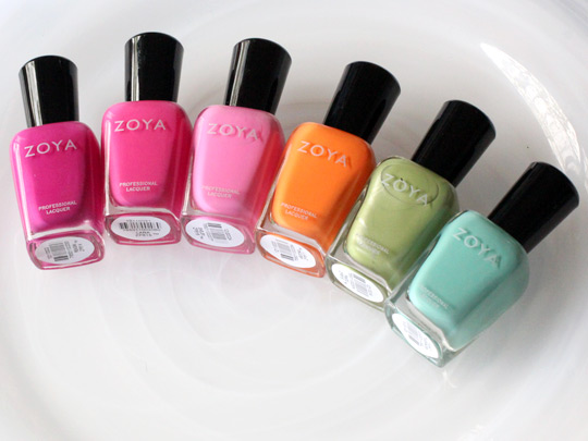 zoya beach collection