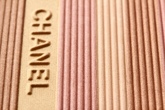 chanel sable rose