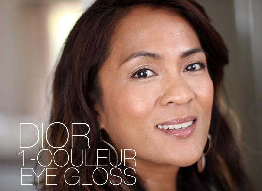 dior 1-couleur eye gloss