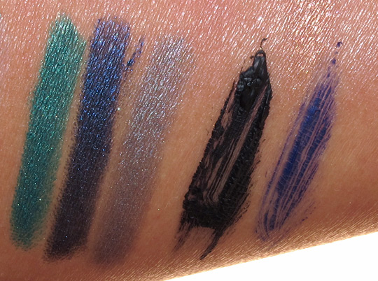 laura mercier belle nouveau caviar stick eye color swatches