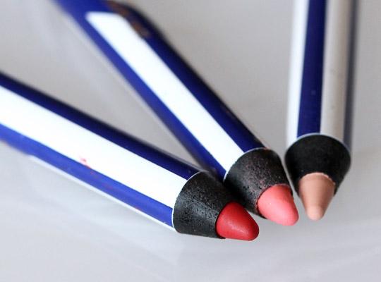 mac hey sailor pro longwear lip pencils