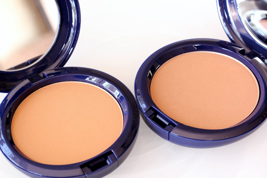 mac nude on board soft sand bronzing powder