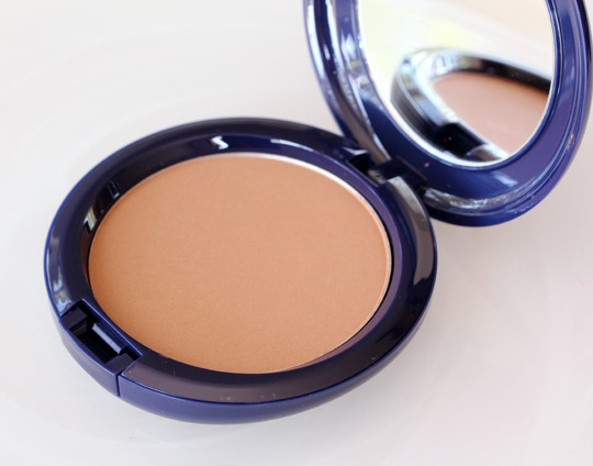 mac soft sand pro longwear bronzing powder