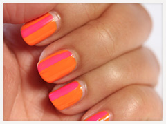 Neon Helps Nails Do the Bright Thing