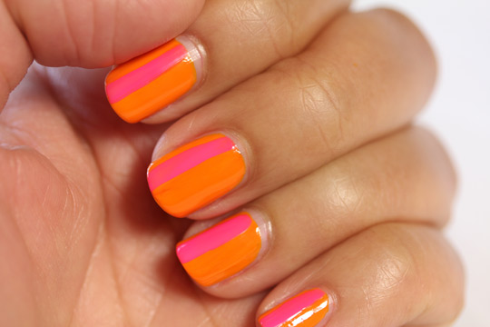 neon nails 5