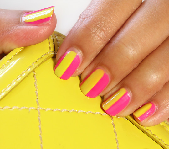 neon nails 6