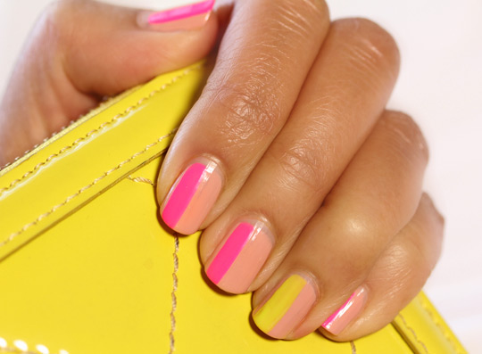 neon nails 7