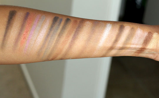 nyx crimson amulet dark shadows swatches 1
