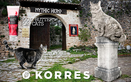 Tabs for Korres Mythic Hero