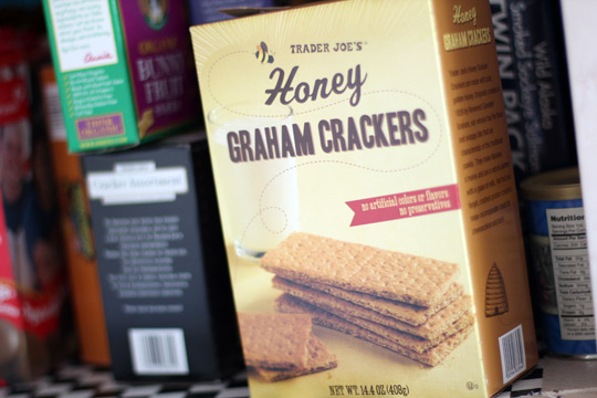 trader joes honey graham crackers