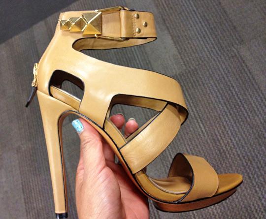 Badgley Mischka dayna shoe