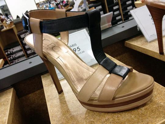 bcbg emonee shoe buff black