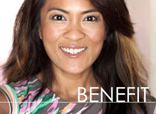benefit dallas ultra plush lip gloss