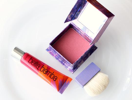 benefit ultra plush gloss bella bamba