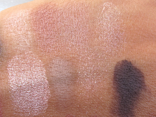 bobbi brown desert twilight fall 2012 swatches 2
