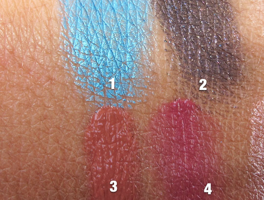 bobbi brown desert twilight fall 2012 swatches 3