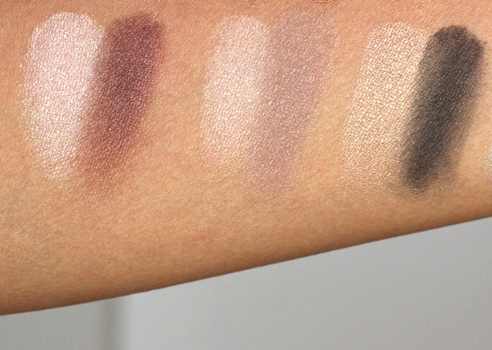 hourlass visionaire eye shadow duo swatches
