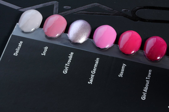 mac nail lacquer swatches 4