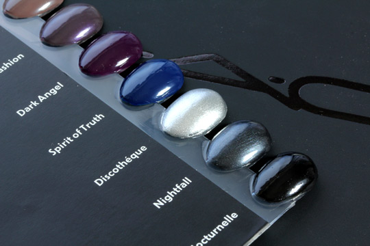 mac nail lacquer swatches 6