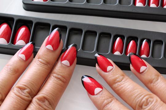 mac ruffian manicure demoiselle