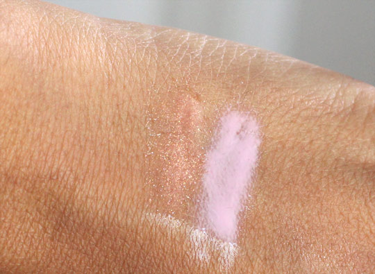 nars gold digger swatch
