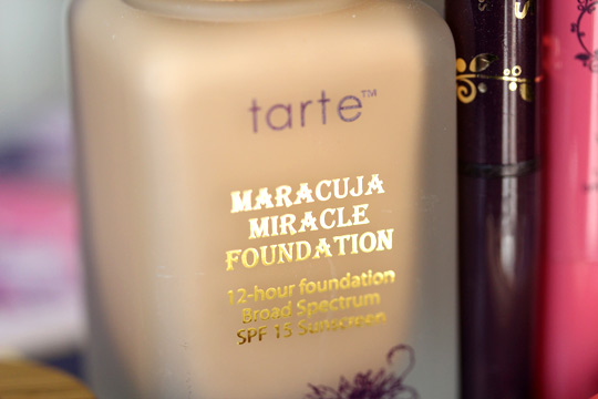 tarte what has your makeup done for you lately foundation