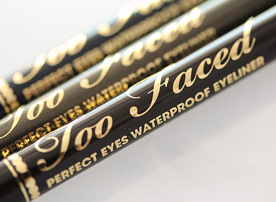 too faced perfect eyes