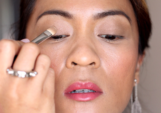 cat eye makeup tutorial 3