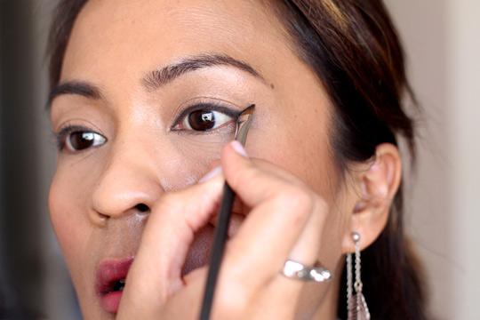 cat eye makeup tutorial 8