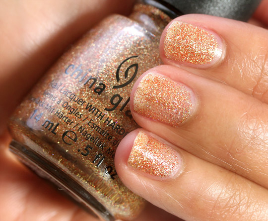 china glaze i herd that