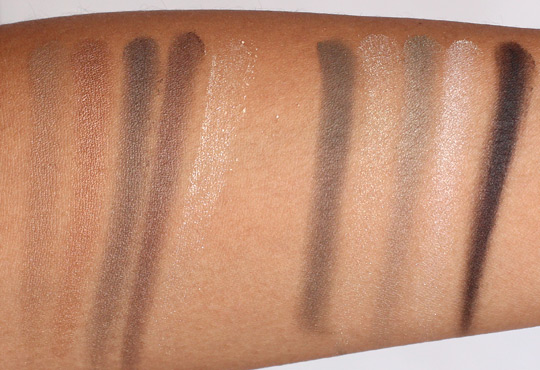 dior golden savannah khaki design swatches
