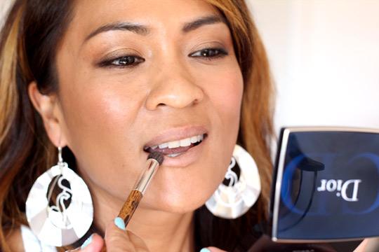lip makeup tip