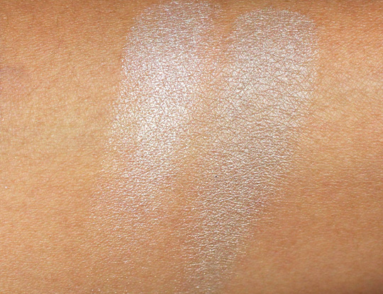 nars vent glace eyeshadow swatch