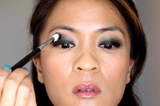 smokey eye tutorial 3