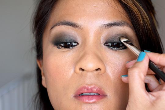 smokey eye tutorial 4