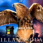 Tabs for the Illamasqua Eagle Eyes Quad
