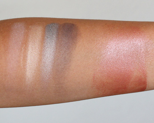 tarte loving cheekstain just deserts swatches