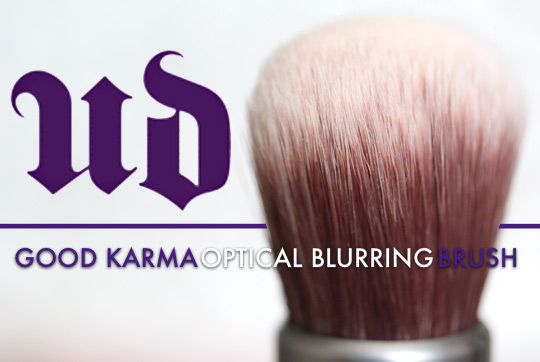 urban decay optical blurring brush