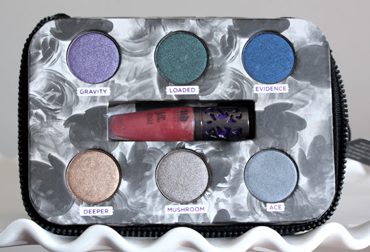 Urban Decay Dangerous Palette