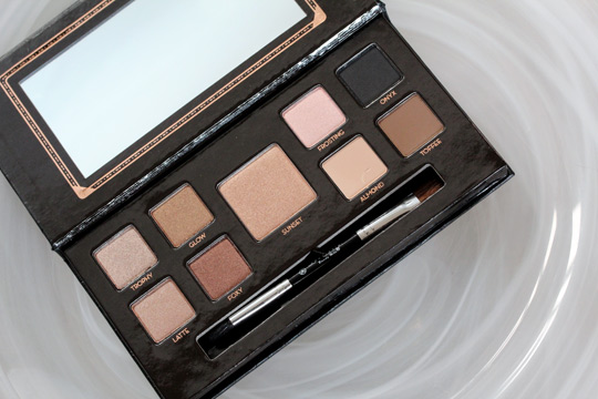 anastasia she wears it well palette