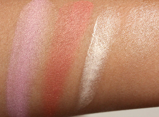 becca gypsy songbird shimmering skin perfector moonstone swatches