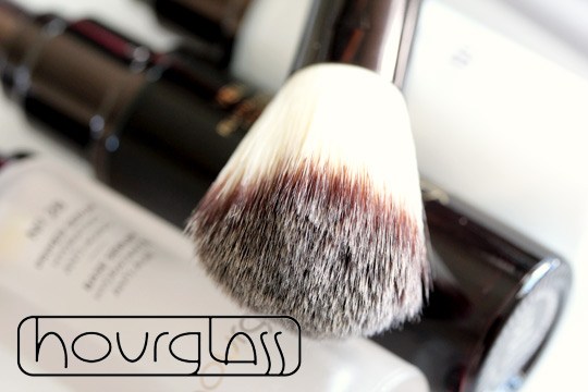 hourglass foundation blush brush no 2 closeup