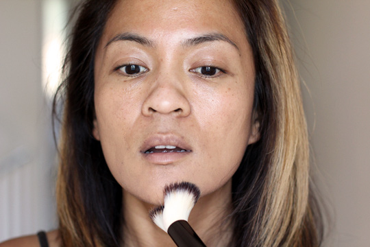 how to apply foundation tutorial 3
