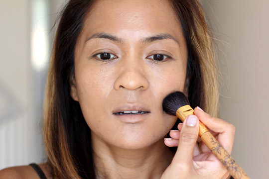 how to apply foundation tutorial 6