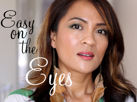 khaki eye makeup tutorial 0
