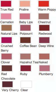laura mercier lip pencil shades